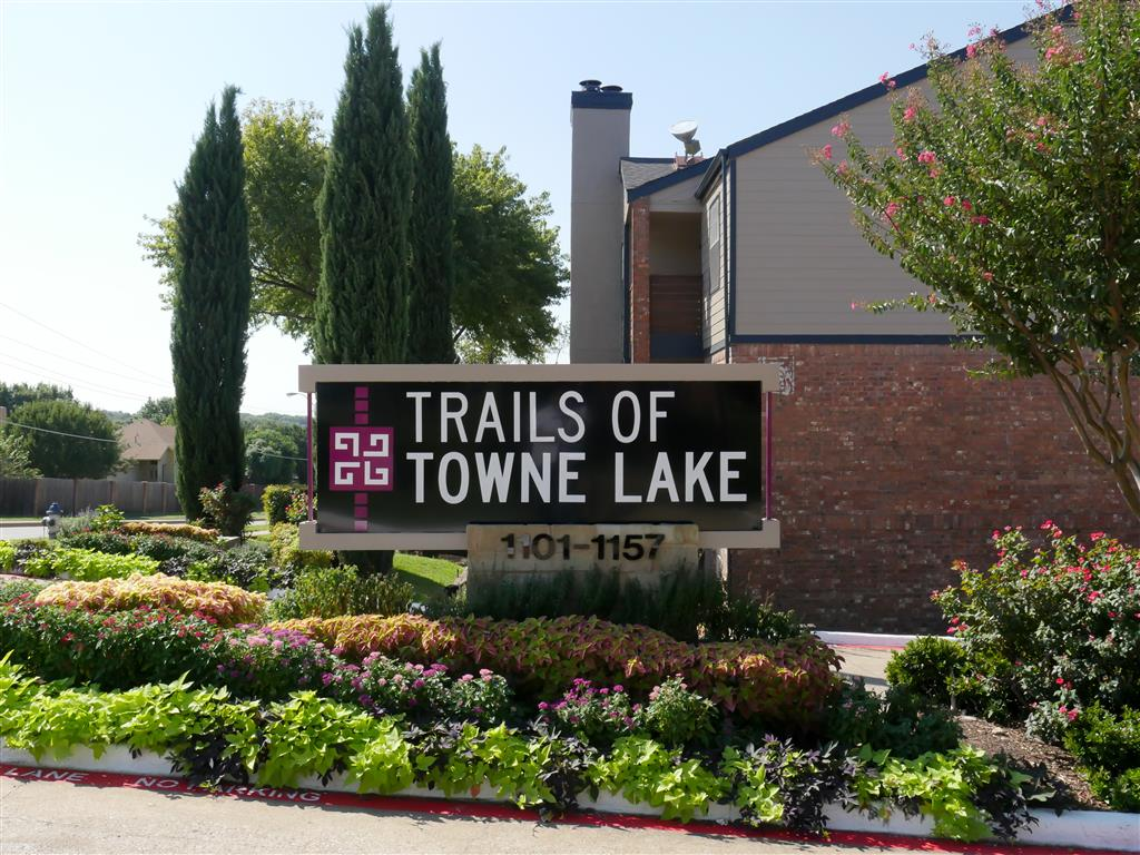 Trails of Towne Lake ,Irving, is a Access Controlled Community