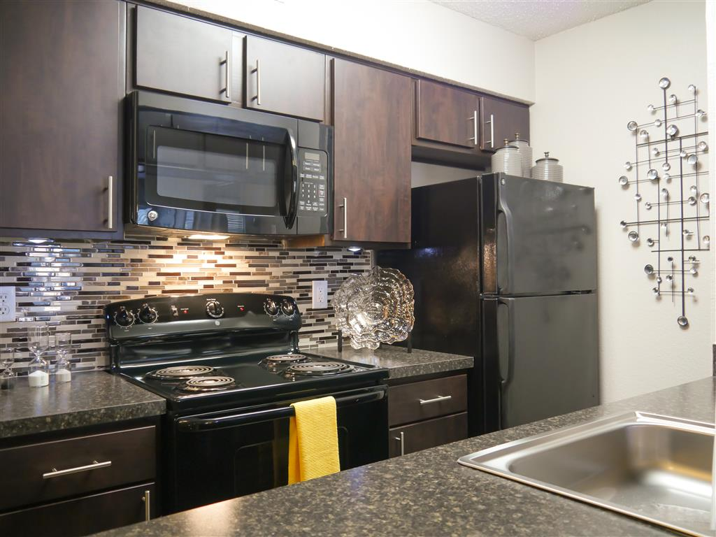 Over-the-Range Microwaves and Beautiful backsplash Trails of Towne Lake,1147 Esters Road,TX,75061