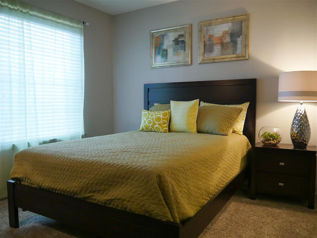 Spacious Bedrooms With Over Sized Windows at Trails of Towne Lake,TX 75061