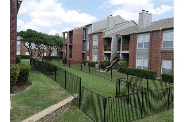 Bark Park, at Verdian Place, Pet-Friendly Apartments in Dallas, 75287