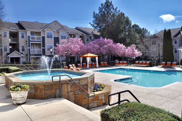 Hawthorne at Mooresville Apartments, 175 Carriage Club Drive ...