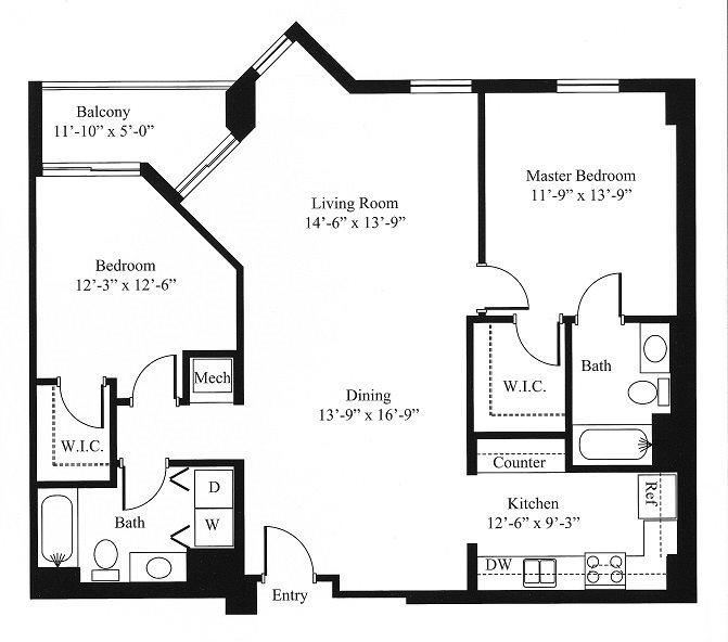 Morning Glory Floor Plan 7