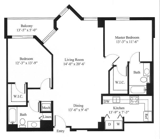 Oleander Floor Plan 8