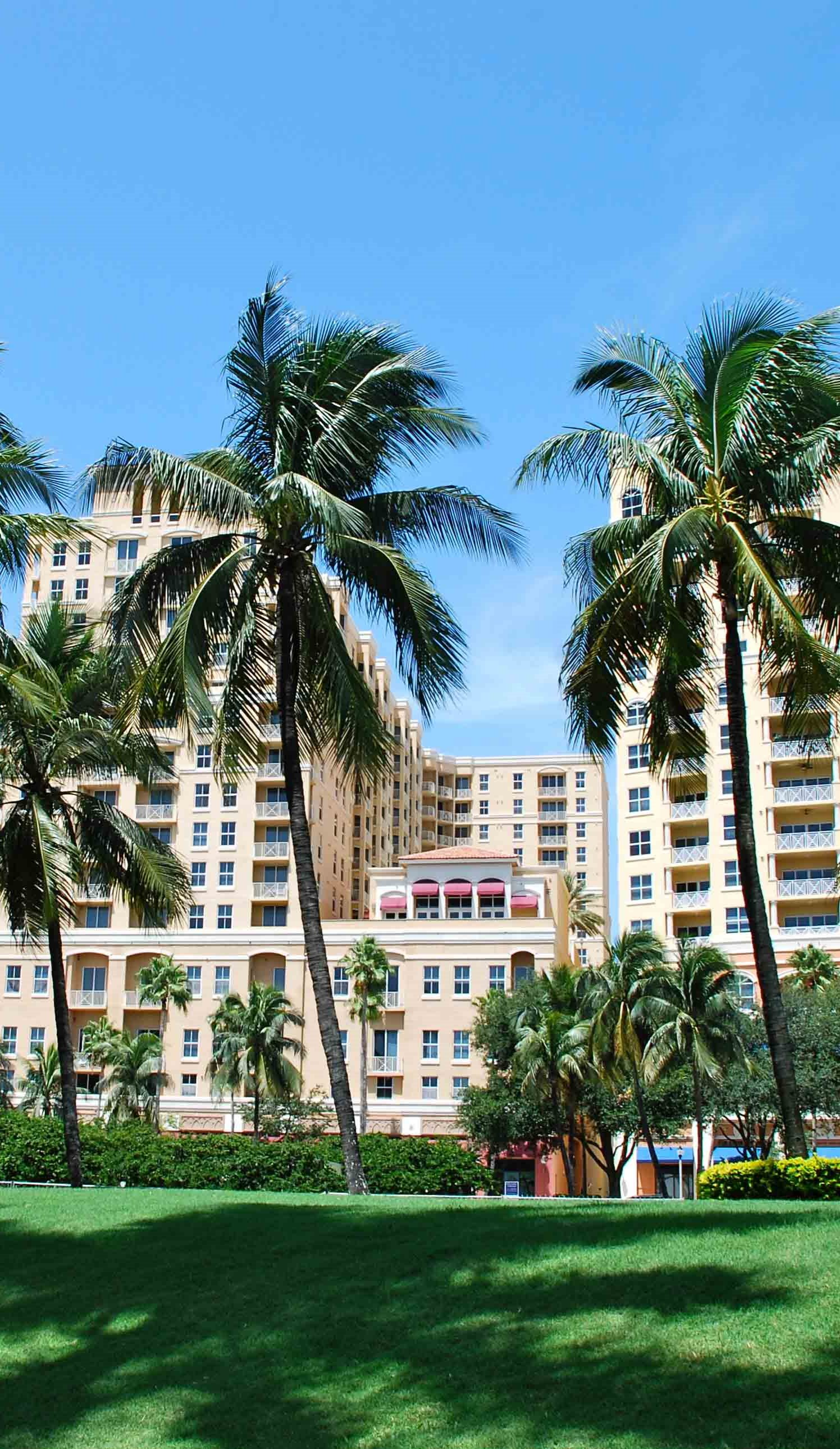 The Strand Apartments In West Palm Beach Fl