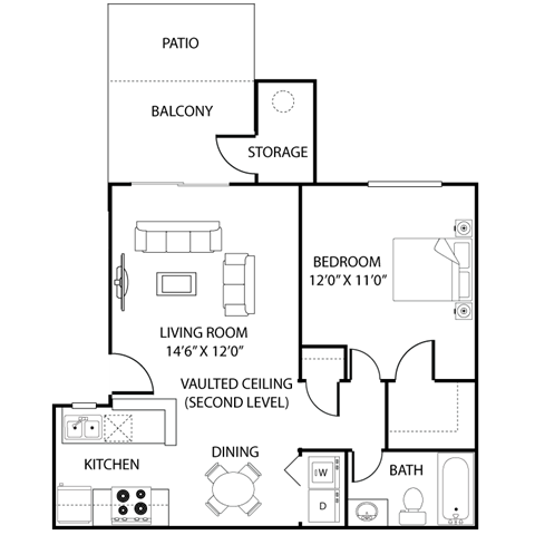 Bayside Floor Plan 2