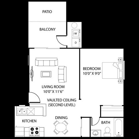 Californian Floor Plan 1