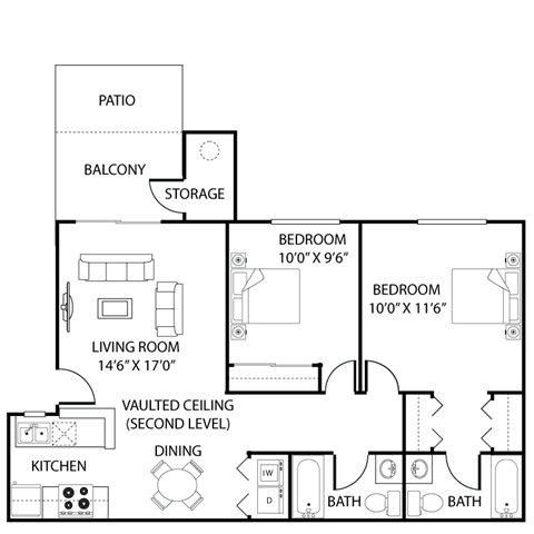 Lakeview Floor Plan 4