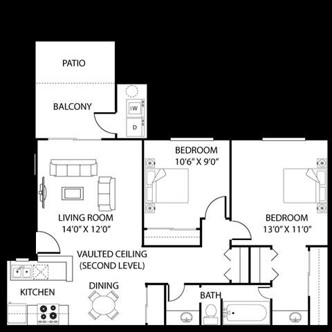 Shoreline Floor Plan 3