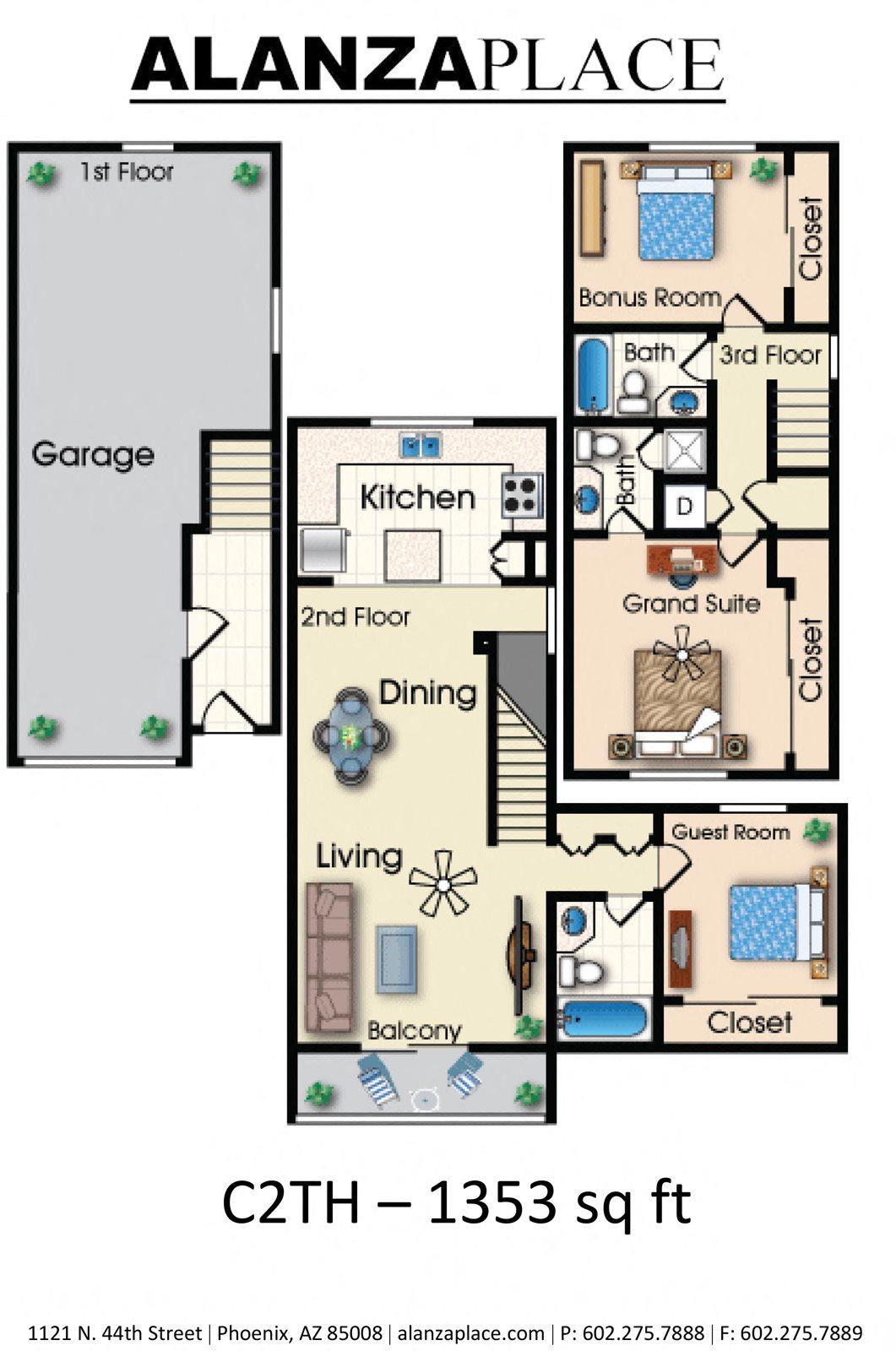 C2TH Floor Plan 10