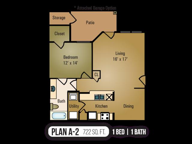 A-2 Floor Plan 2