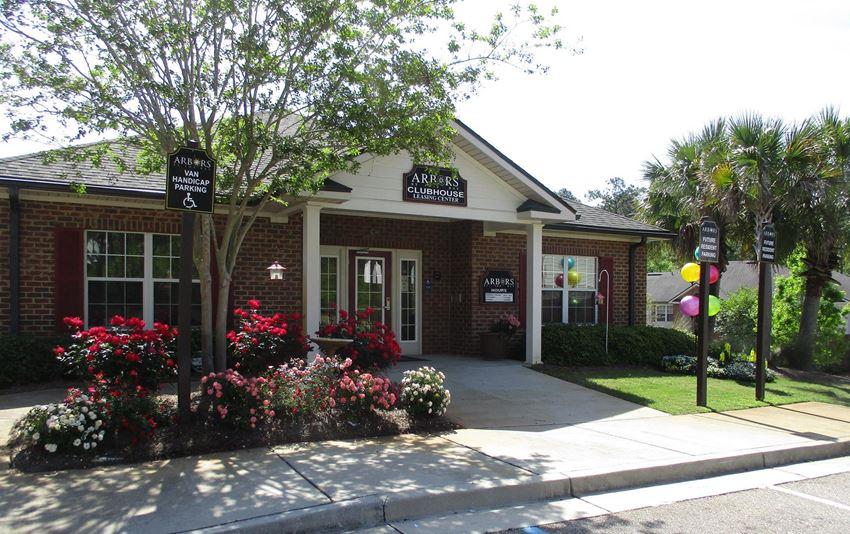 Lush Landscaping and neat sidewalks