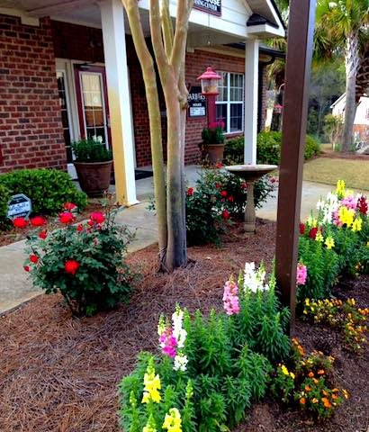 Arbors By The Bay Mobile, Daphne, AL FLowers by the office