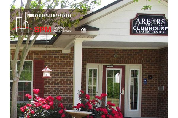 Arbors By The Bay Apartment Homes Daphne AL 36526 professionally managed by SPM