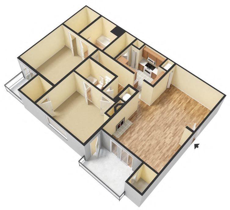 B6 Floor Plan 10