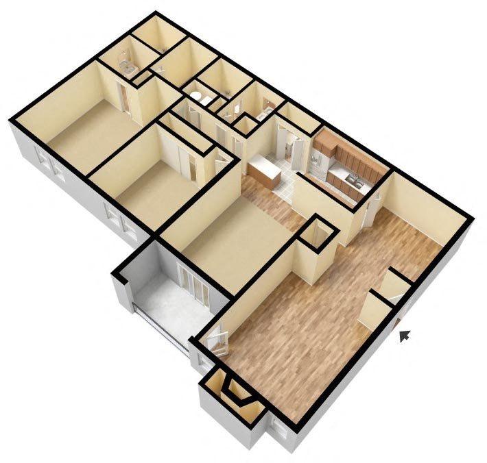B7 Floor Plan 11
