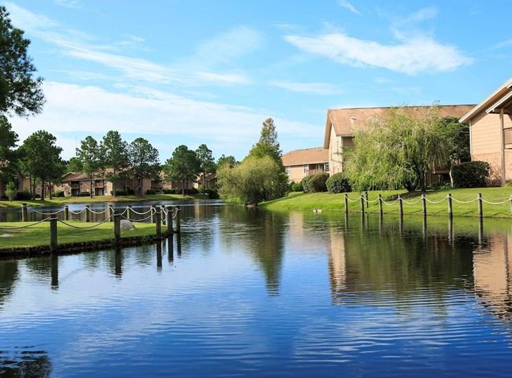Sanford Landing Apartments, Sanford, FL 32771 serene lake and spectacular views