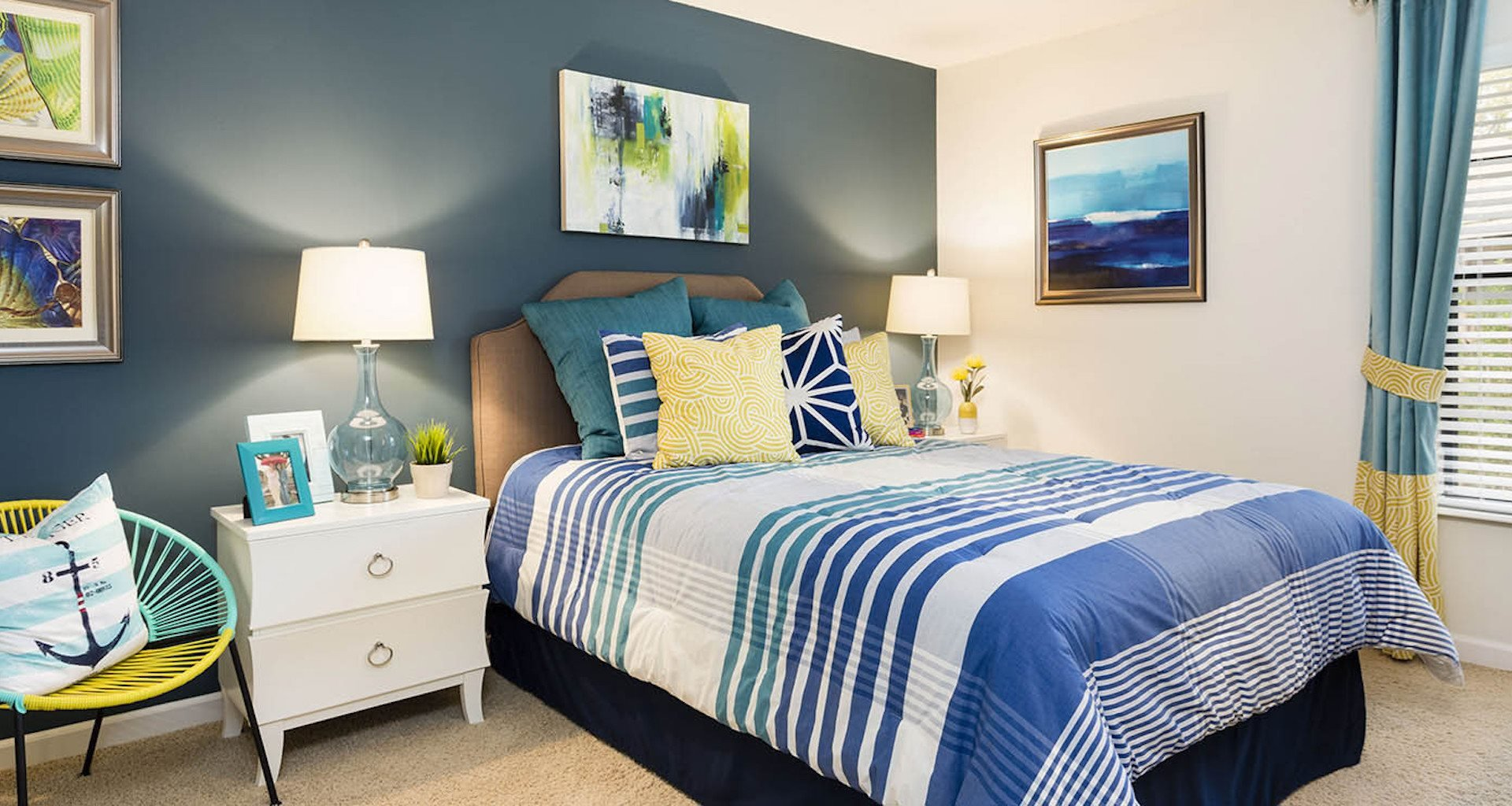 Whisper Lake apartments in winter park, orlando , florida  32792 spacious bedrooms