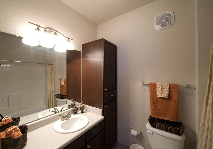 Bridgewater apartments in huntsville, al 35806 spaciously large bathroom