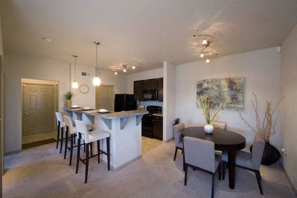 Bridgewater Apartment Homes Huntsville, AL 35806 9 ft ceilings