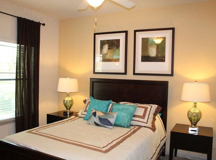 Bridgewater apartments in huntsville, al 35806 spacious bedroom