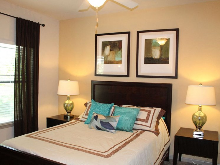 Bridgewater apartments in huntsville, al 35806 spacious bedroom
