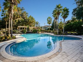 Resort-Style Swimming Pool at Legacy at Fort Clarke apartments in Gainesville, Florida 32606
