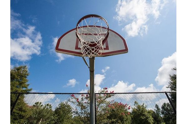 Legacy at Fort Clarke apartments in Gainesville, Florida 32606 basket ball court on-site
