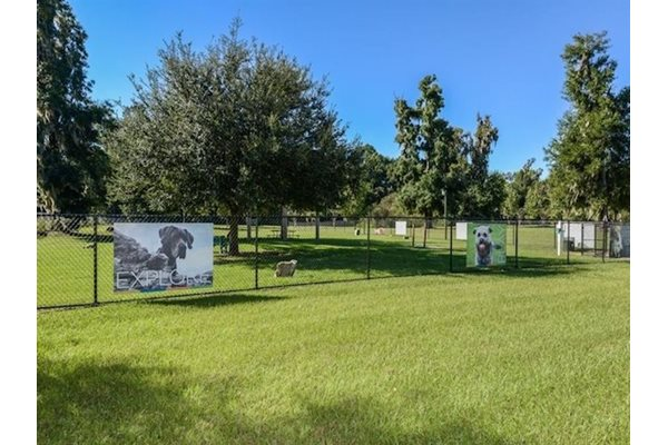 Legacy at Fort Clarke apartments in Gainesville, Florida 32606 dog park