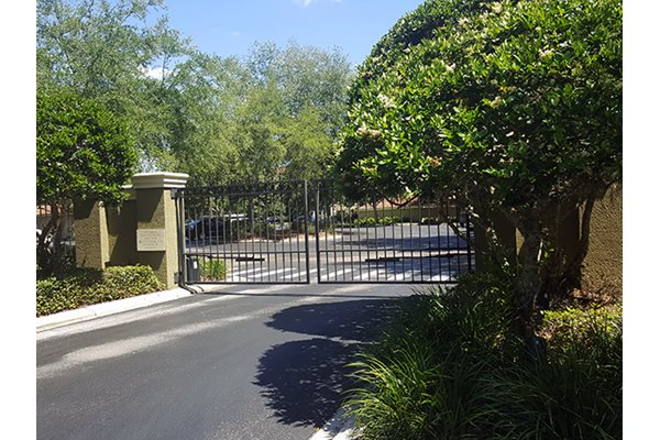 Legacy at Fort Clarke apartments in Gainesville, Florida 32606 gated community