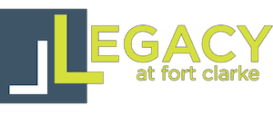 Legacy at Fort Clarke apartments in Gainesville, Florida 32606  Property Logo