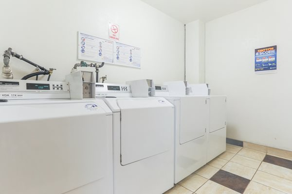 Encino Apartment On-site Laundry