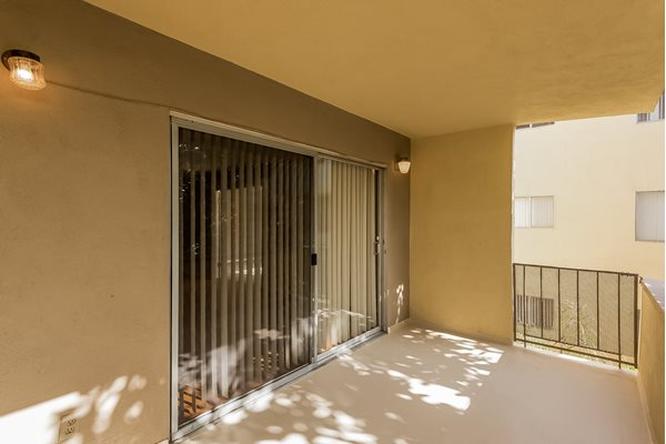 Encino Apartments Balcony
