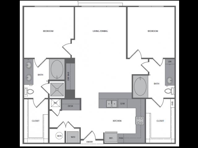 I Floor Plan 9