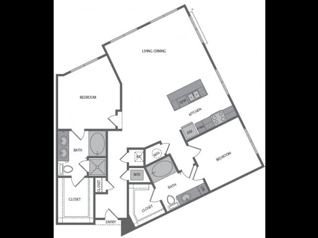K Floor Plan 11