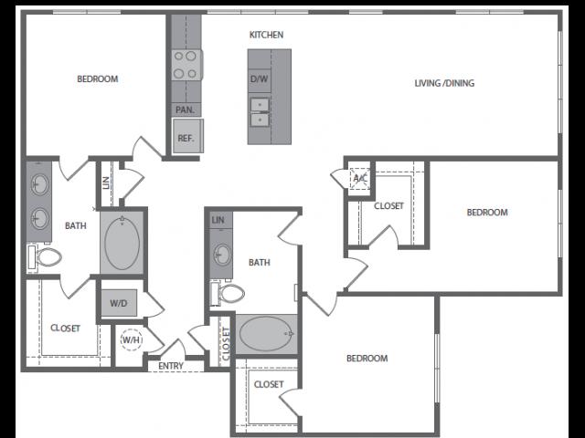 N Floor Plan 14