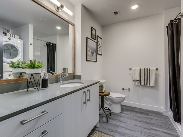 Large, Updated bathroom-888 Building, Portland, OR 97214