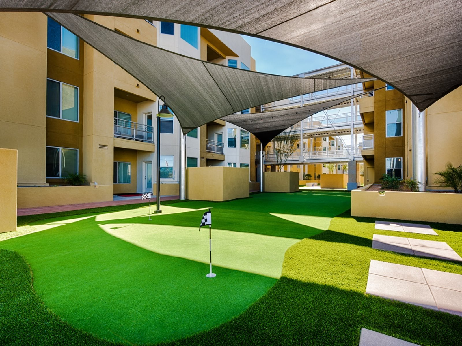 Apartments for Rent in Tempe - Skywater at Town Lake Golf Course