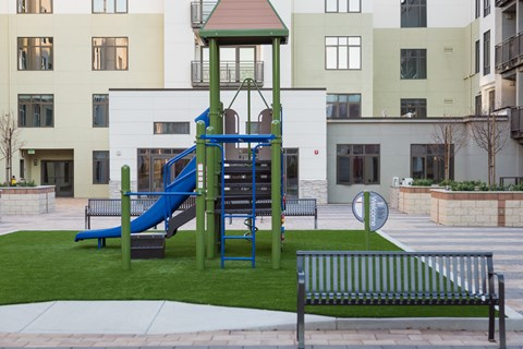 Cupertino, CA Apartments for Rent - Nineteen800 Playground