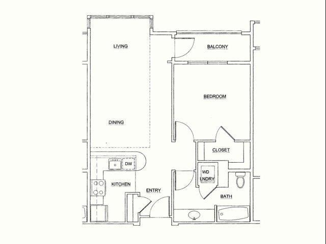 Studio 1 2 bedroom apartments in portland kearney plaza - 1 bedroom apartment portland oregon ...