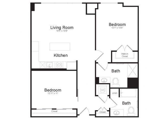 D3 Floor Plan 15
