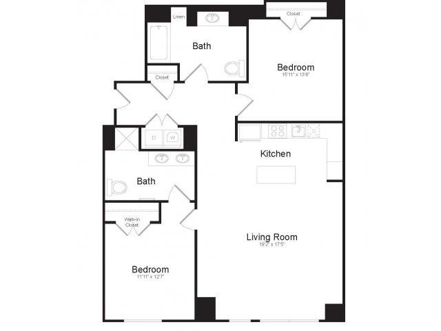 D5 Floor Plan 19
