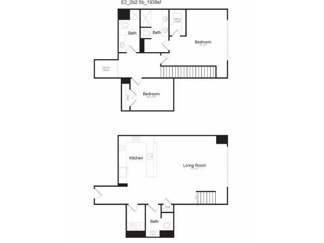 DUPLEX E2 Floor Plan 26