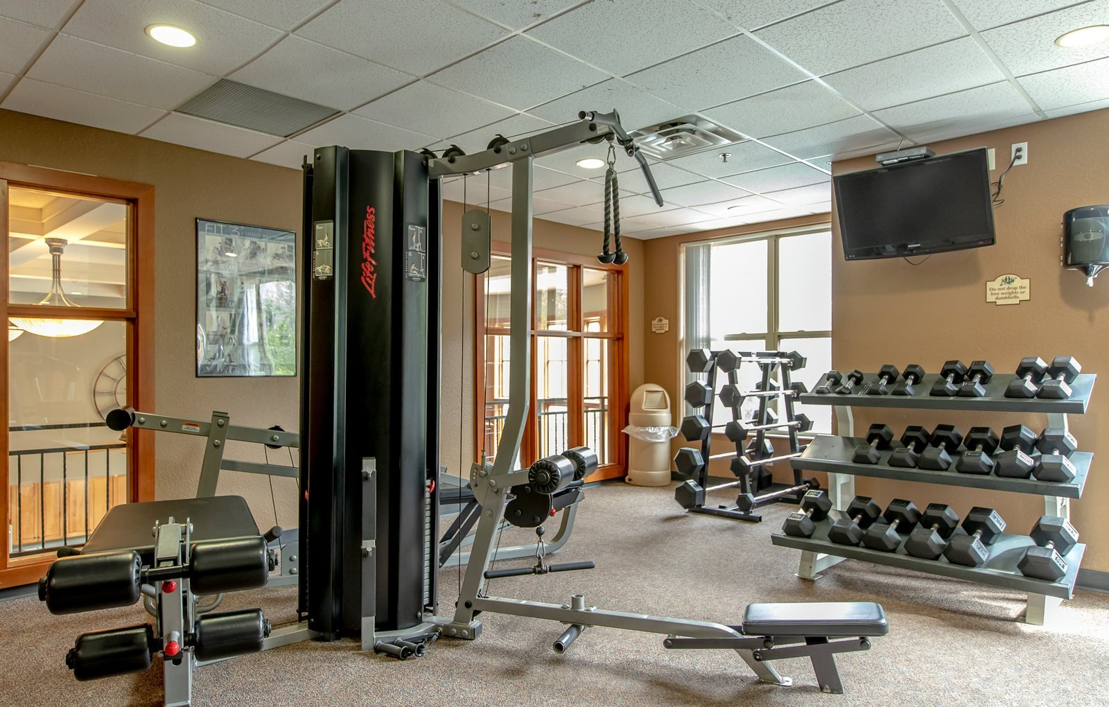 808 Berry Place_Fitness Center