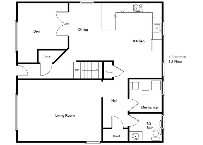 Floor Plans Of Euclid Apartments In Euclid Oh