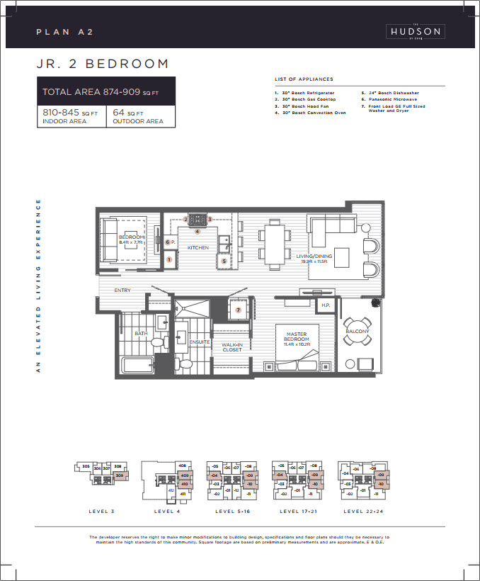 750 North Hudson Ave., Chicago, IL - 2,684 USD/ month
