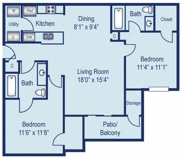 B4 Floor Plan 6