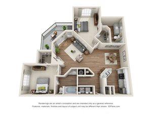 Chandler Park Apartments (Houston, TX): from $829 - RENTCafé