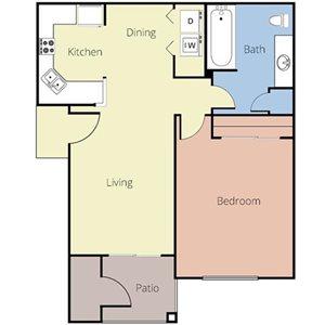 Sterling Point Apartments East Baseline Road Phoenix AZ - 1 bedroom apartments phoenix az