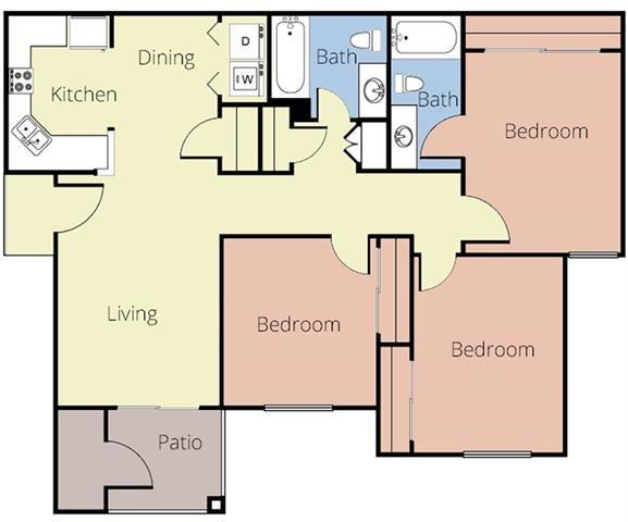 One, Two, Three, & Four Bedroom Apartments In Phoenix, AZ