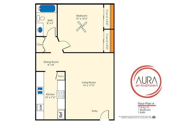 Floor Plan A Floor Plan 1